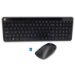 HP 801523-BB1 keyboard RF Wireless Hebrew Black