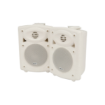 Qtx 178.201UK loudspeaker 2-way 40 W White Wired