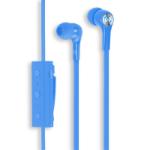 Scosche BT100 In-ear Binaural Wireless Blue mobile headset
