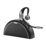 Jabra Motion UC Ear-hook Monaural Wireless Black,Silver mobile headset