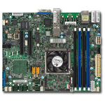 Supermicro X10SDV-4C+-TP4F server/workstation motherboard BGA 1667 Flex-ATX