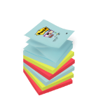 Post-It POST-IT SS Z-NOTES MIAMI 76 X 76MM