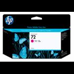 HP 72 Origineel Magenta 1 stuk(s)