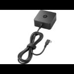 2-Power 45W USB Type-C AC Adapter Indoor 45W Black power adapter/inverter