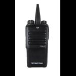 Titan Radio TR4X 32channels 400 - 470MHz Black two-way radio