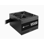 Corsair VS500 power supply unit 500 W 24-pin ATX ATX Black