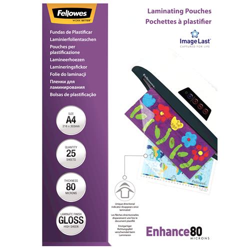 Fellowes 5396205 plastificador 25 pieza(s)
