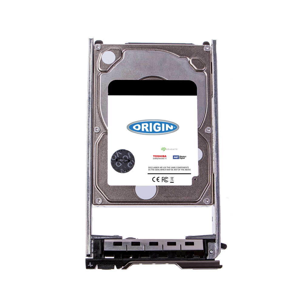 Origin Storage 300GB 15k 6G PowerEdge R/T x10 Series 2.5in SAS Hotswap HD w/ Caddy (MOQ - 40 units)