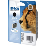 Epson C13T07114012 (T0711) Ink cartridge black, 245 pages, 7ml