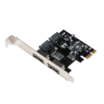 i-tec PCIe SATA III Card 2 Channels 2x eSATA + 2x SATA