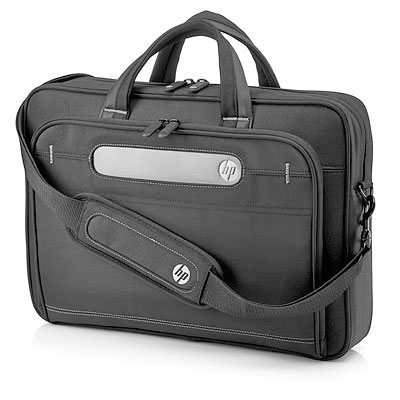 HP 15.6-Inch Business Top Load Case - Black - (H5M92AA)
