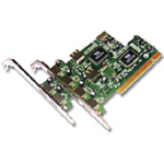 Dynamode 4-Port USB2.0 PCI Card