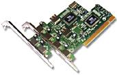 Dynamode 4-Port USB2.0 PCI Card 480 Mbit/s