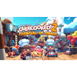 Team17 Overcooked! 2 - Carnival of Chaos Video game downloadable content (DLC) PC