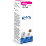 Epson C13T66434A (T6643) Ink cartridge magenta, 6.5K pages, 70ml