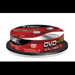 Emtec DVD-RW 4,7GB (10)