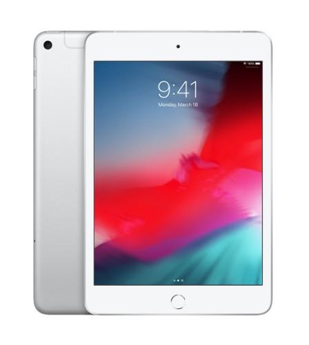 Apple iPad mini Wi-Fi + Cellular 64GB - Silver (5th Gen)