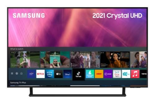 Samsung Series 9 UE43AU9000KXXU TV 109.2 cm (43