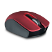 SPEEDLINK Exati 2400dpi Optical Sensor Auto DPI Wireless Mouse, Black/Red (SL-630008-BKRD)