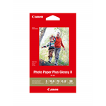 Canon PP3014X6-50, 50 Sheets, 260 gsm Photo Paper Plus Glossy II