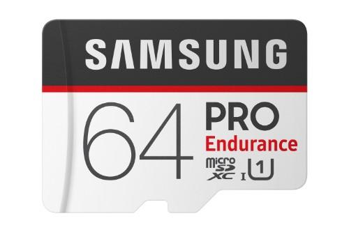 Samsung MB-MJ64G memory card 64 GB MicroSDXC UHS-I Class 10