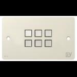 SY Electronics SY-KP6E-BW matrix switch accessory
