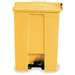 FSMISC 87LTR STEP-ON CONTAINER YELLOW 324324309