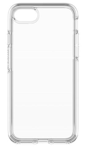 "Otterbox Symmetry 11,9 cm (4.7"") Funda Transparente"