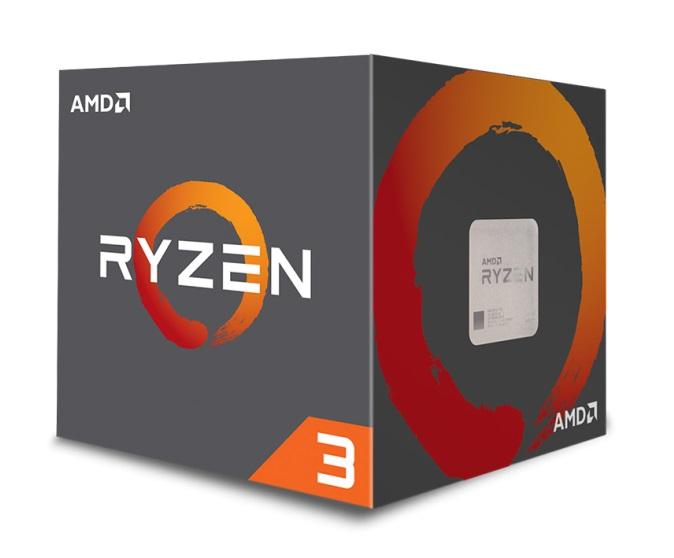 AMD Ryzen 3 1300X 3.5GHz 8MB L3 Box processor
