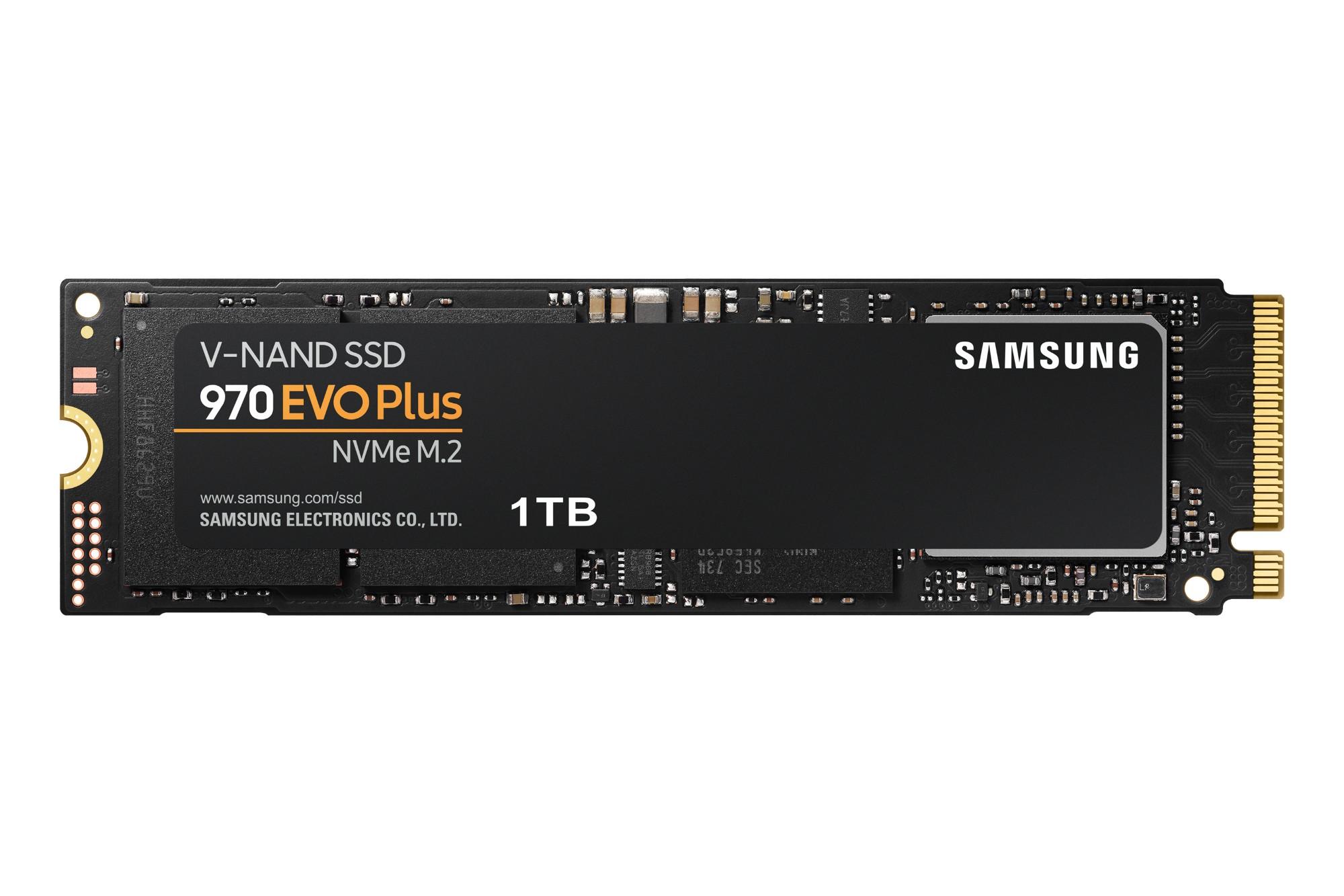 Samsung MZ-V7S1T0 M.2 1000 GB PCI Express 3.0 V-NAND MLC NVMe