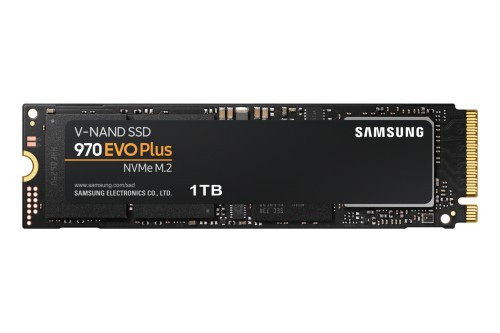 Samsung 970 EVO Plus M.2 1000 GB PCI Express 3.0 V-NAND MLC NVMe