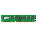 Kingston Technology ValueRAM 4GB DDR3-1333 geheugenmodule 1333 MHz