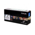 Lexmark 24B6213 Toner black, 10K pages