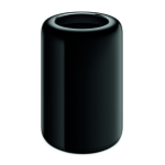 Apple Mac Pro Intel® Xeon® E5 Family 16 GB DDR3-SDRAM 256 GB Flash Black Desktop Workstation