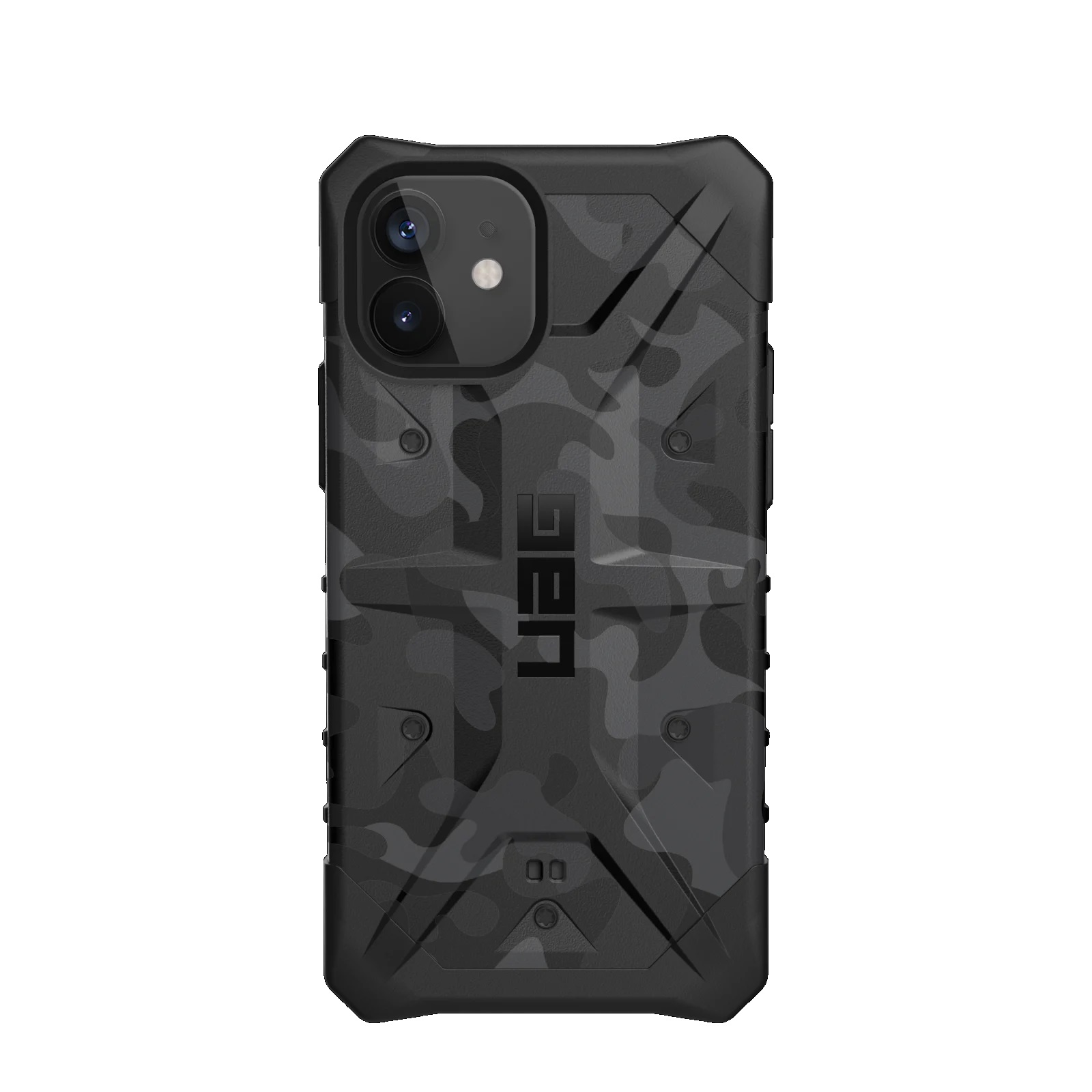 "Urban Armor Gear Pathfinder SE funda para teléfono móvil 17 cm (6.7"") Negro, Gris"