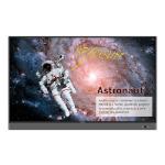 "Benq RM6502K Interactive flat panel 165.1 cm (65"") LCD 4K Ultra HD Black Touchscreen"