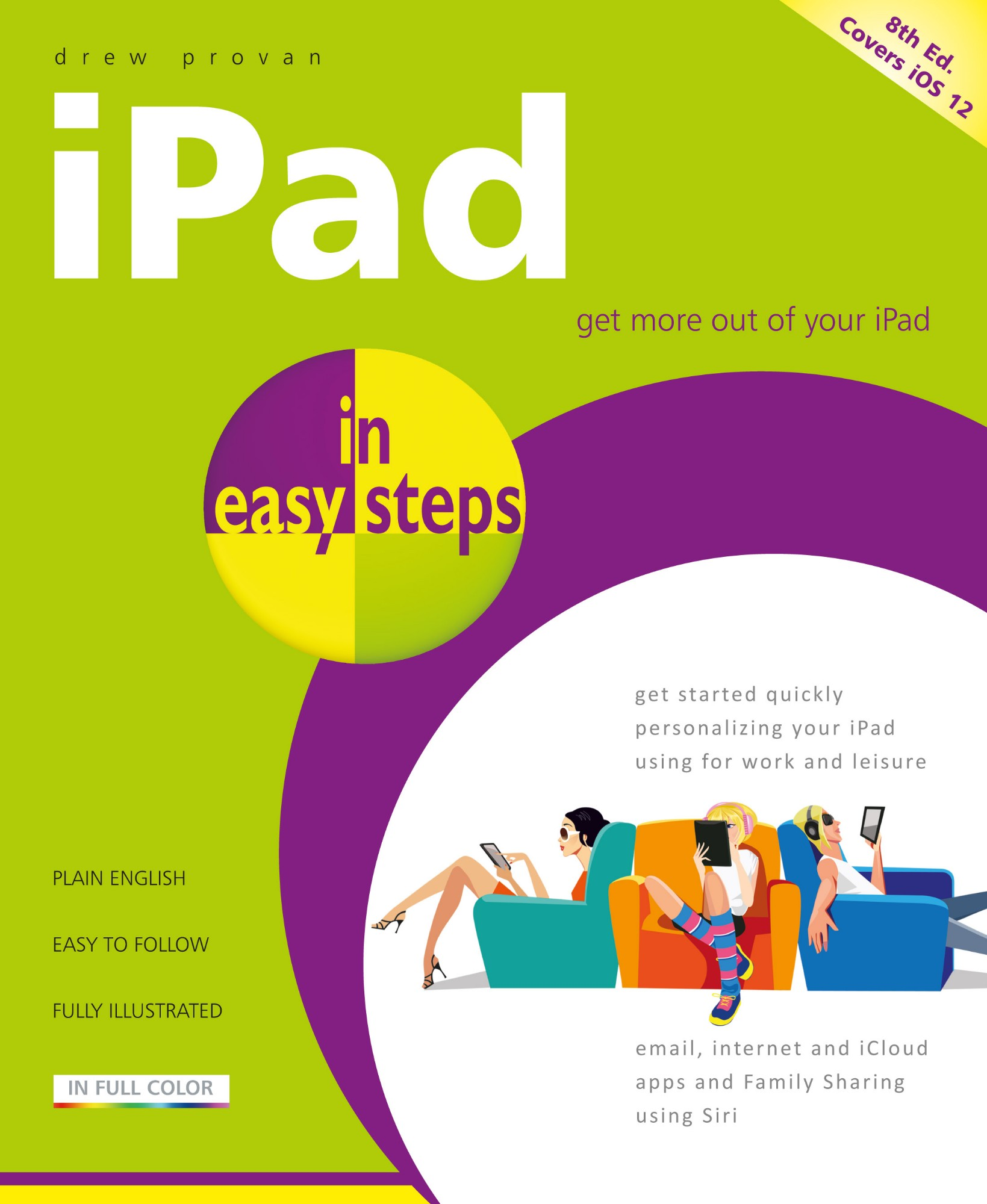 IN EASY STEPS Maplin Manual Get More Out Of Your iPad In Easy Steps 8th Ed Fully Illustrated