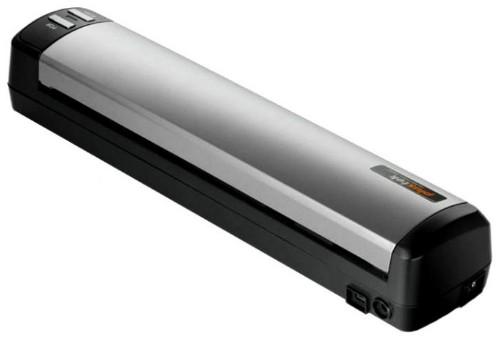 Plustek MobileOffice D412 600 x 600 DPI Flatbed scanner Grey A4