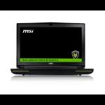 """MSI Workstation WT72 2OL-1439UK 2.6GHz i7-4720HQ 17.3"""" 1920 x 1080pixels Black"""