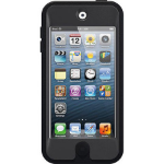OtterBox Defender Series for Apple iPod Touch 5th/6th gen, Coal Blue/Black - No retail packaging