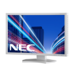 "NEC MultiSync P232W 23"" Full HD IPS White computer monitor"