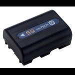2-Power Camcorder Battery 7.2V 1100mAh