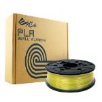 XYZprinting RFPLBXEU03B 3D printing material Polylactic acid (PLA) Transparent,Yellow 600 g