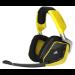 Corsair VOID PRO RGB Wireless SE Premium Binaural Head-band Yellow headset
