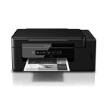 Epson L 395 9600 x 9600DPI Inyección de tinta A4 33ppm Wifi Negro multifuncional