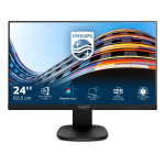 Philips S Line LCD monitor with SoftBlue Technology 243S7EYMB/00