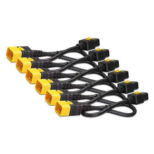 APC AP8714S 1.22m Black power cable