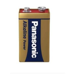 Panasonic 6LR61APB Single-use battery 6LR61 Alkaline