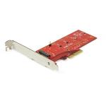 StarTech.com x4 PCI Express naar M.2 PCIe SSD-adapter