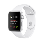 Apple Watch Series 1 OLED Silver smartwatch
